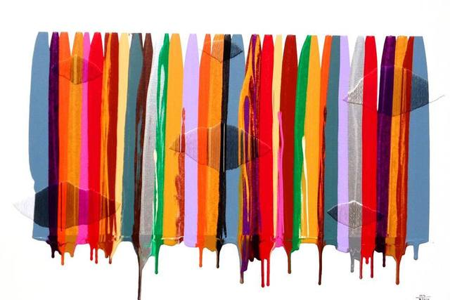 , 'FILS I COLORS CCVIII,' 2014, Michael Warren Contemporary
