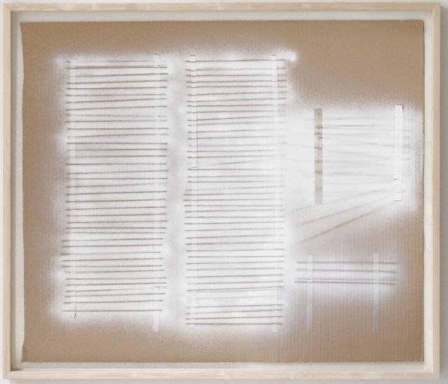 , 'Sin Título (Proceso Tubos Blancos) 1,' 2014, CURRO