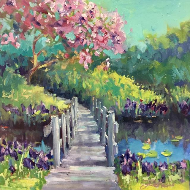 Linda Richichi, 'Island Path', 2019, 530 Burns Gallery