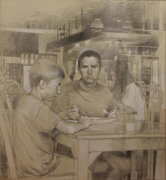 , 'El desayuno,' , Sala Parés