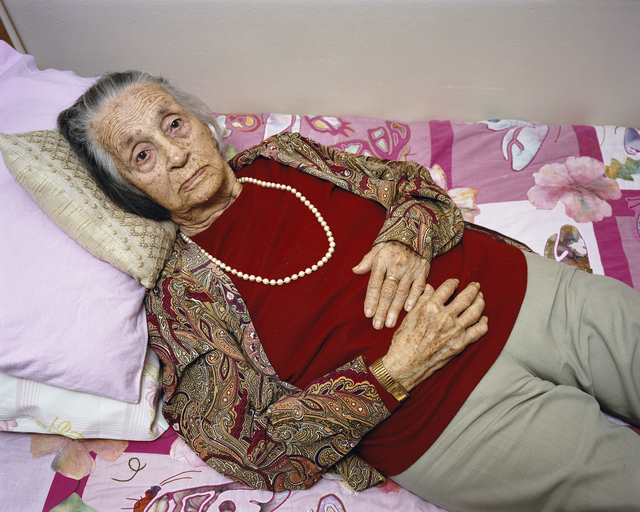 """, 'Anna Hugo, my grandmother, Cape Town, from the series """"Kin"""",' 2009, PRISKA PASQUER"""