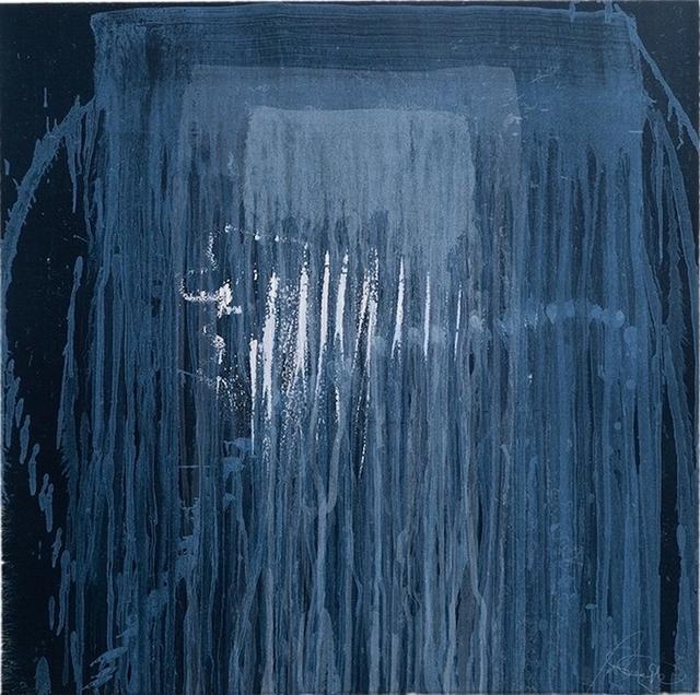 , 'Wasserfall Blue,' 1996, F.L. Braswell Fine Art