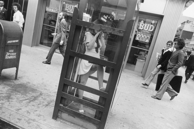 Garry Winogrand, 'New York', 1972, Fraenkel Gallery