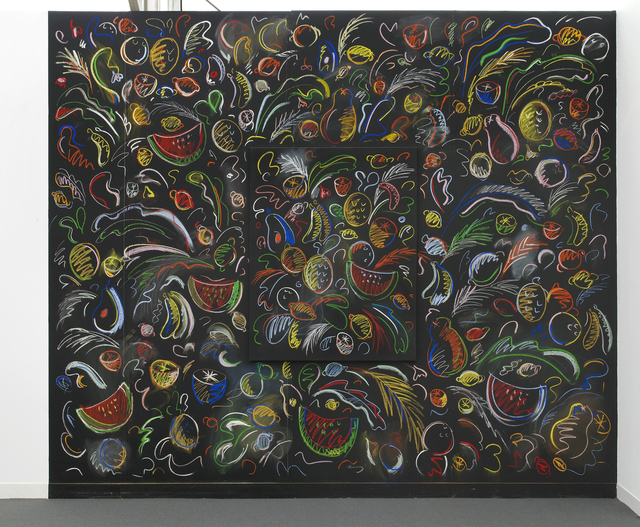, 'Frutas de la Escuela del Sur ,' 2015, Laura Bartlett