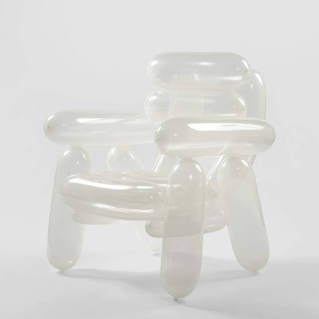 Seungjin Yang, 'Clear Blowing Chair', 2019, The Future Perfect