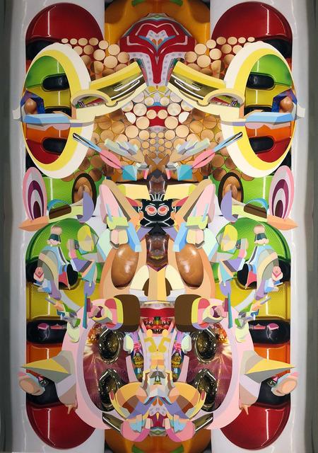 , 'Trypophobia,' 2018, LatchKey Gallery
