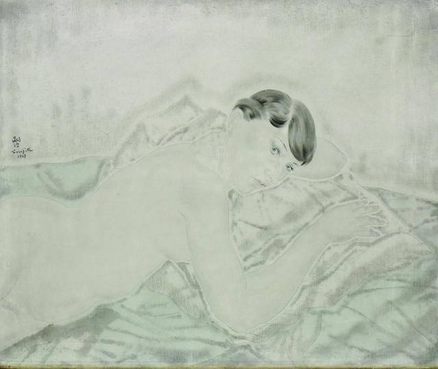 , 'Nu allonge sur le ventre,' 1927, galerie nichido / nca | nichido contemporary art