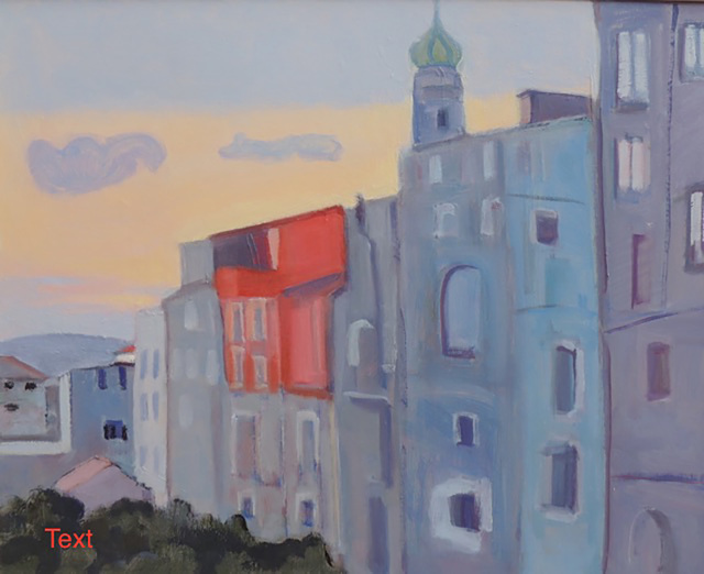 Judith Lambertson, 'Guardia Red Studio', 2015, Bowery Gallery