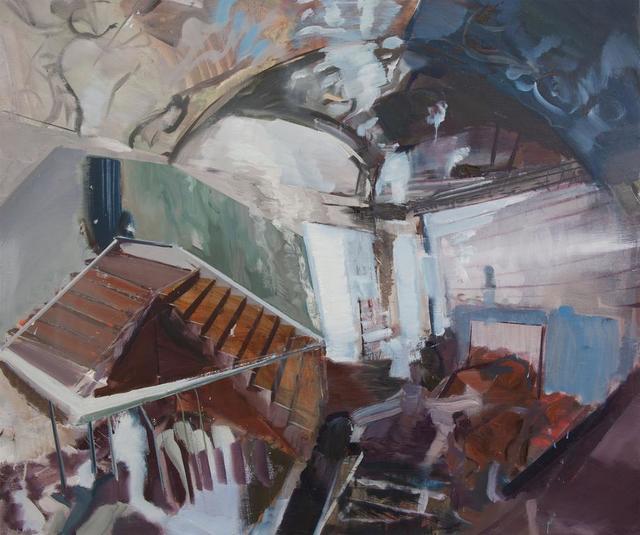 , 'Set,' 2015, Galerie Antoine Ertaskiran