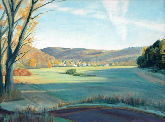 Richard Kirk Mills, 'First Frost Early Morning', 2014, Blue Mountain Gallery