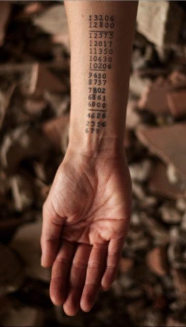, 'Pero yo soy el tigre,' 2013, Mor Charpentier