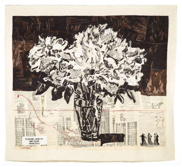 , 'Peonies,' 2012, Goodman Gallery