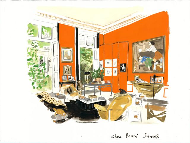 , 'Henri Samuel's Modernist Twist,' 2014, Gavlak