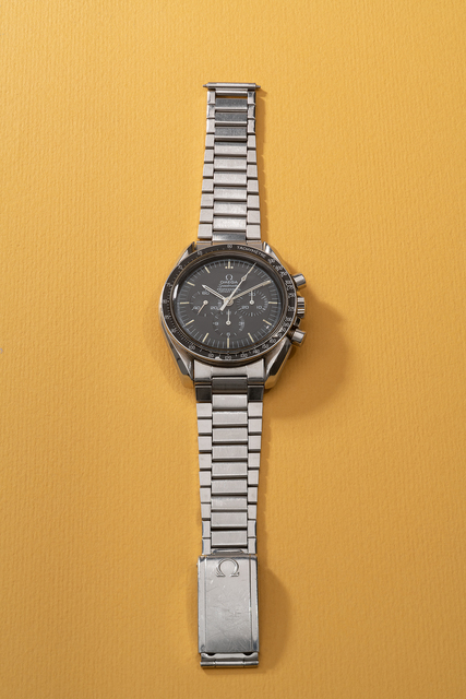 OMEGA, 'An attractive and rare stainless steel chronograph wristwatch with bracelet , retailed by Tiffany & Co.', 1970, Phillips