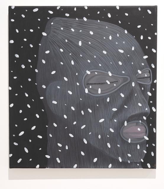 Brian Cirmo, 'Snowflake', 2019, Painting, Oil on canvas, 532 Gallery Thomas Jaeckel