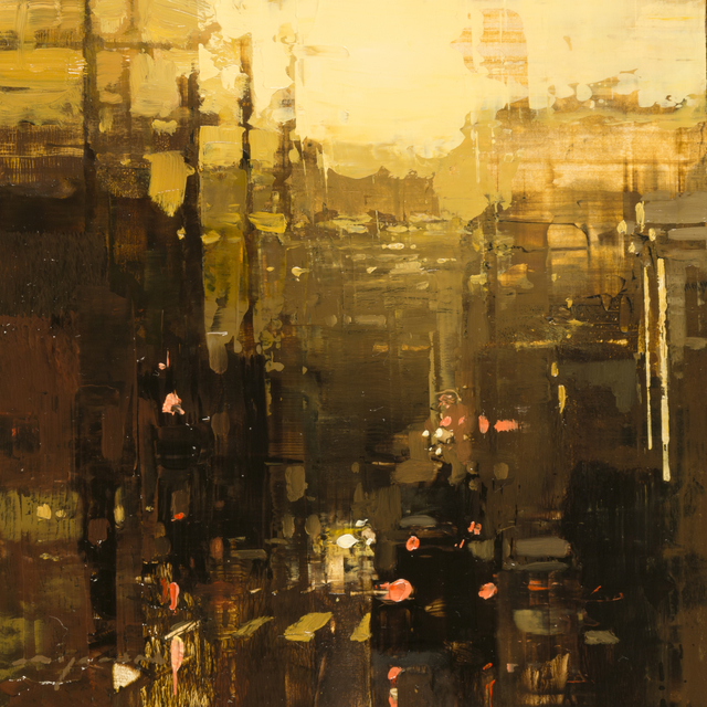 , 'Cityscape - Composed Form Study No. 26,' , Gallery 1261