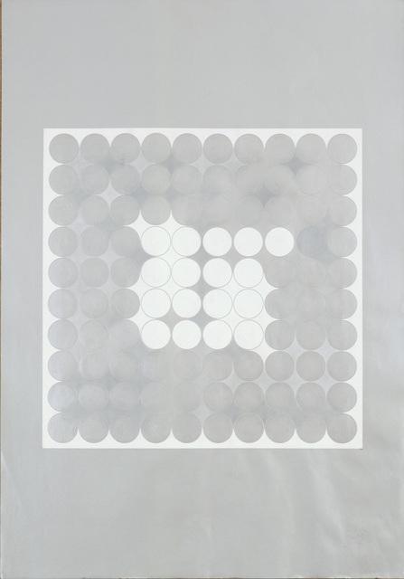 Helga Philipp, 'Untitled', 1970, Galerie Hubert Winter