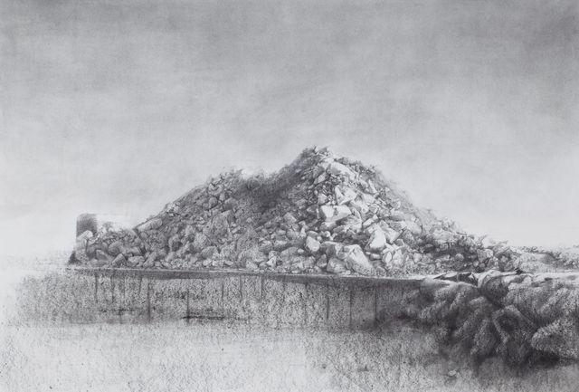 Andrés Moya, 'Artificial mountain N4', 2009, Artur Ramon Art