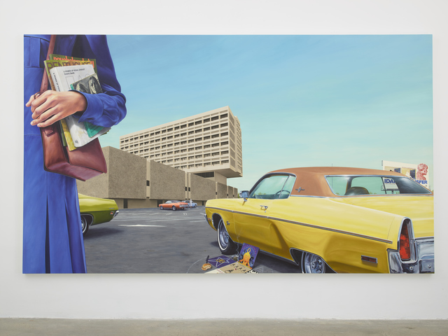 Eric White, 'East 1973 Plymouth Fury', 2018, GRIMM