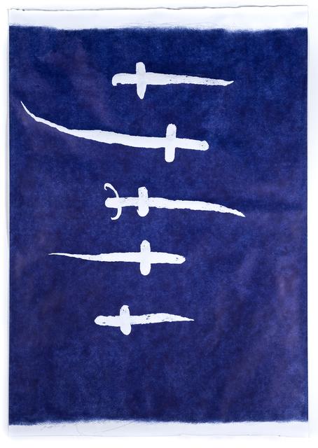 , 'Swords, Crosses and Daggers 2,' 1989, Mario Mauroner Contemporary Art Salzburg-Vienna