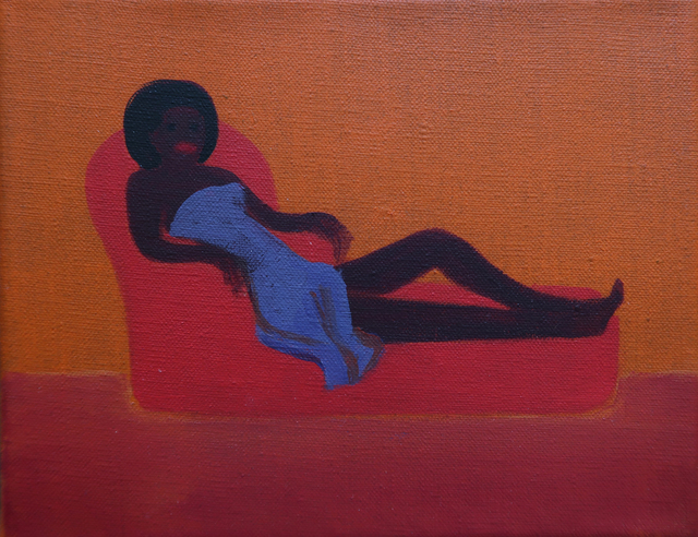 , 'Oumou,' 2019, Anne Barrault