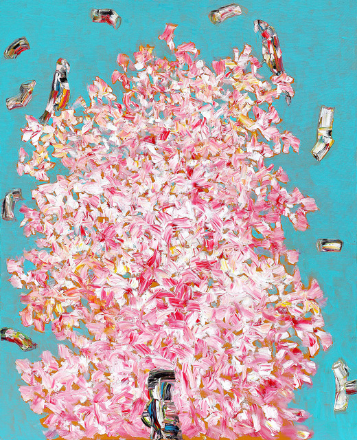 , 'Flower Garden in a Dream,' 2015, Seoshin Gallery
