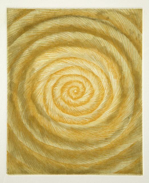 , 'La Espiral Caprichosa,' 2012, Bernay Fine Art