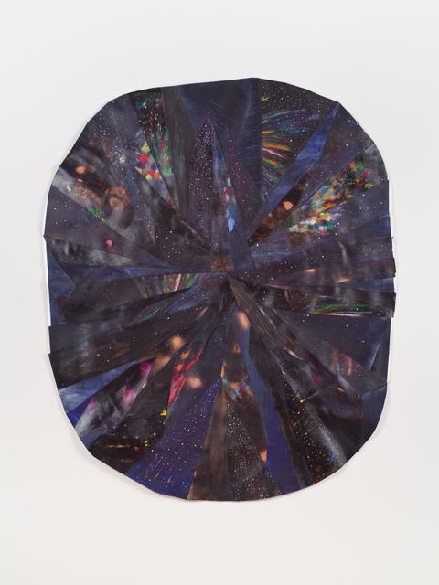 , 'Space Collage,' 2014, Fleisher/Ollman