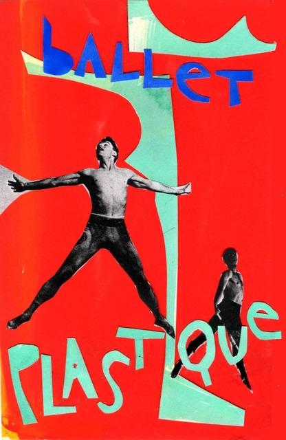 , 'Ballet Plastique,' 2011, Locust Projects