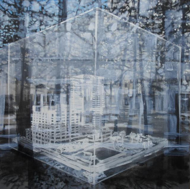 , 'Place du Portage 6,' 2015, Christina Parker Gallery