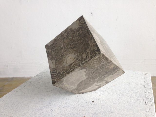 , 'Uncovered Cube #14,' 2018, YOD Gallery