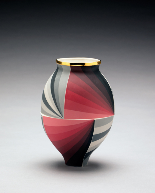 , 'Red Jar,' 2018, Ferrin Contemporary