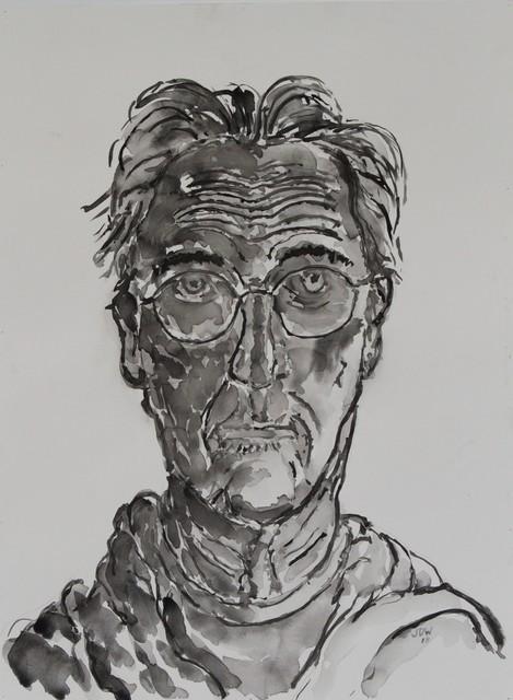 Jay Welden, 'Self Portrait', 2018, Tim Collom Gallery