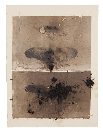 , 'Tar,' 2007-2008, Galerie Nathalie Obadia