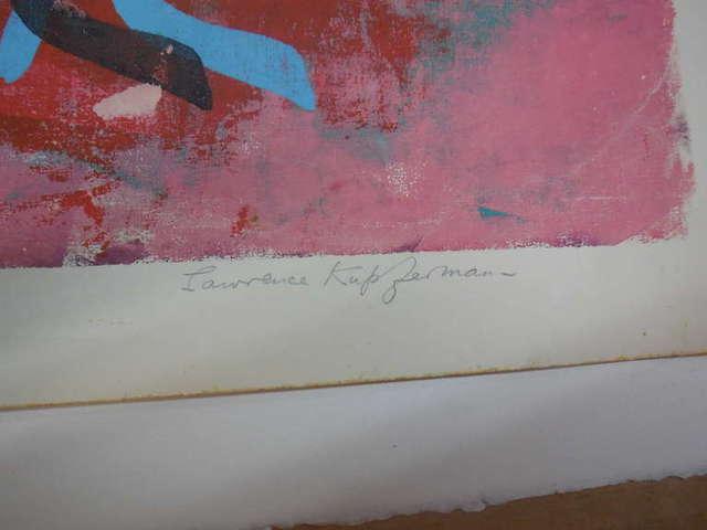 lawrence kupferman, 'Black Sun', 1966, Lions Gallery