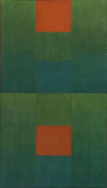 , 'Corluz, supeposição de quadros em transperencia,' 1961, El Museo del Barrio