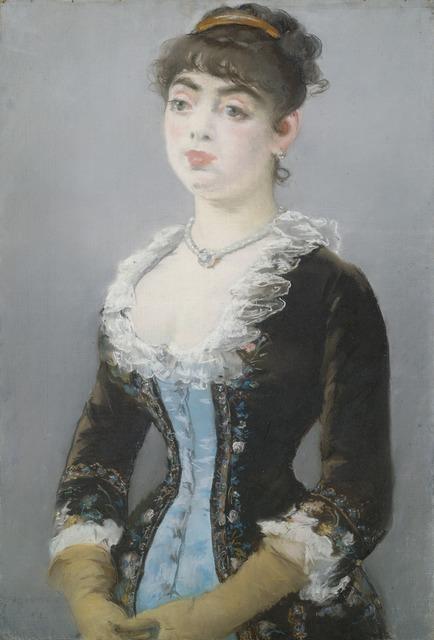 Édouard Manet, 'Madame Michel-Lévy', 1882, National Gallery of Art, Washington, D.C.