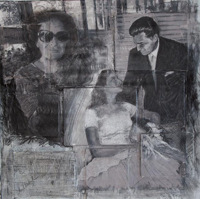 , 'Wedding Night,' 2017, Lilienthal Gallery