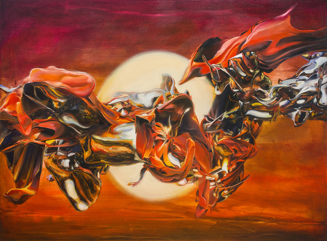 , 'Rubedo,' 2018, Ian Tan Gallery