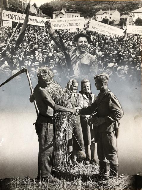 Yevgeny Khaldei, 'Photomontage, photographs from 1945', 1945, Atlas Gallery