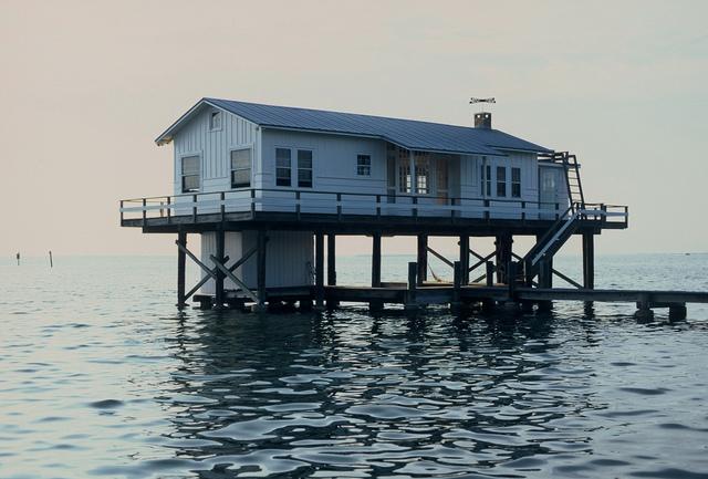 , 'Fish House, Captiva Island, FL.,' 2014, Pérez Art Museum Miami (PAMM)