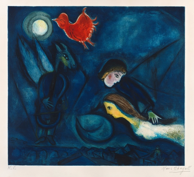 , 'Aleko – Aleko and Zemphira by Moonlight,' 1951-1955, William Weston Gallery Ltd.
