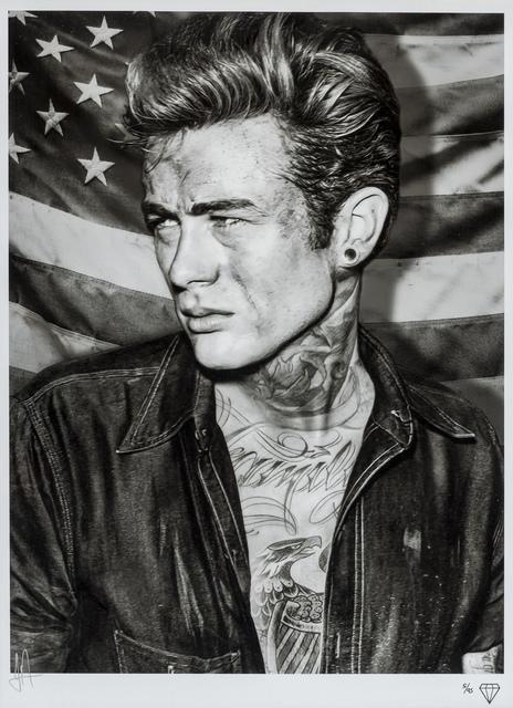JJ Adams, 'James Dean Tattoo', 2015, Forum Auctions