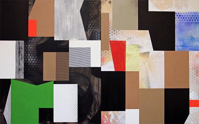 , 'Frankie and Johnny,' 2017, Craig Krull Gallery