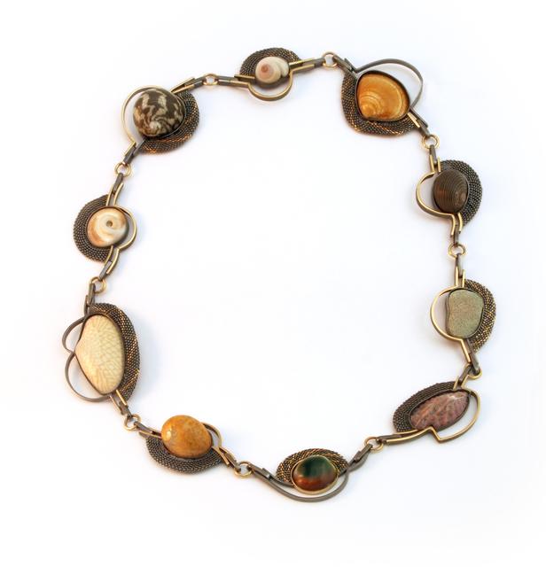 , 'Necklace,' 2015, Mobilia Gallery