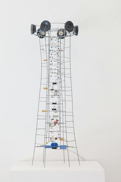 , 'Tonkreisel,' 2009, MAAB Gallery