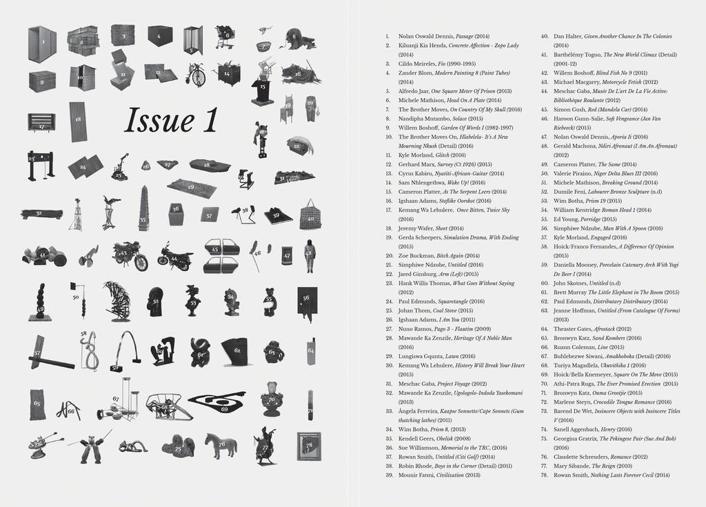 Summer 2017 / Issue 1 Inside & Backside Cover