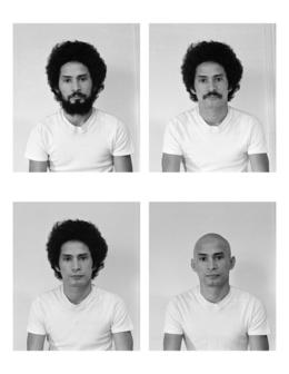 , 'Identity Card,' 1972-2011, Henrique Faria Fine Art