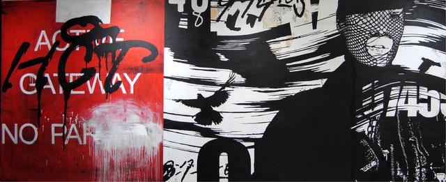 , 'Riot 2011,' 2016, De Re Gallery