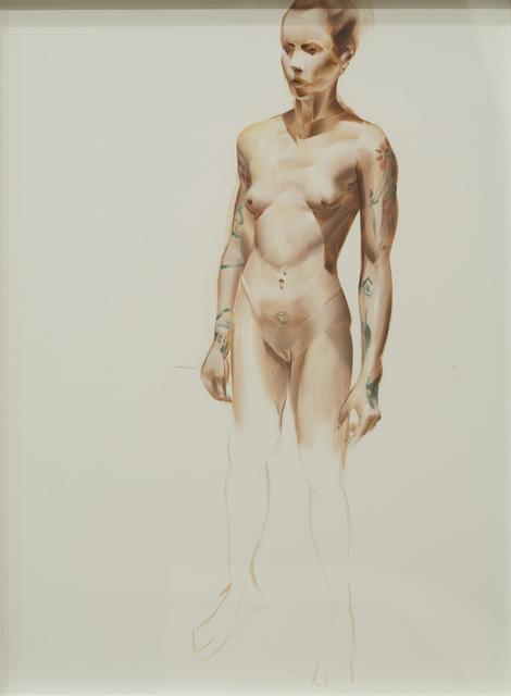 , 'Q,' 2009, Elizabeth Leach Gallery